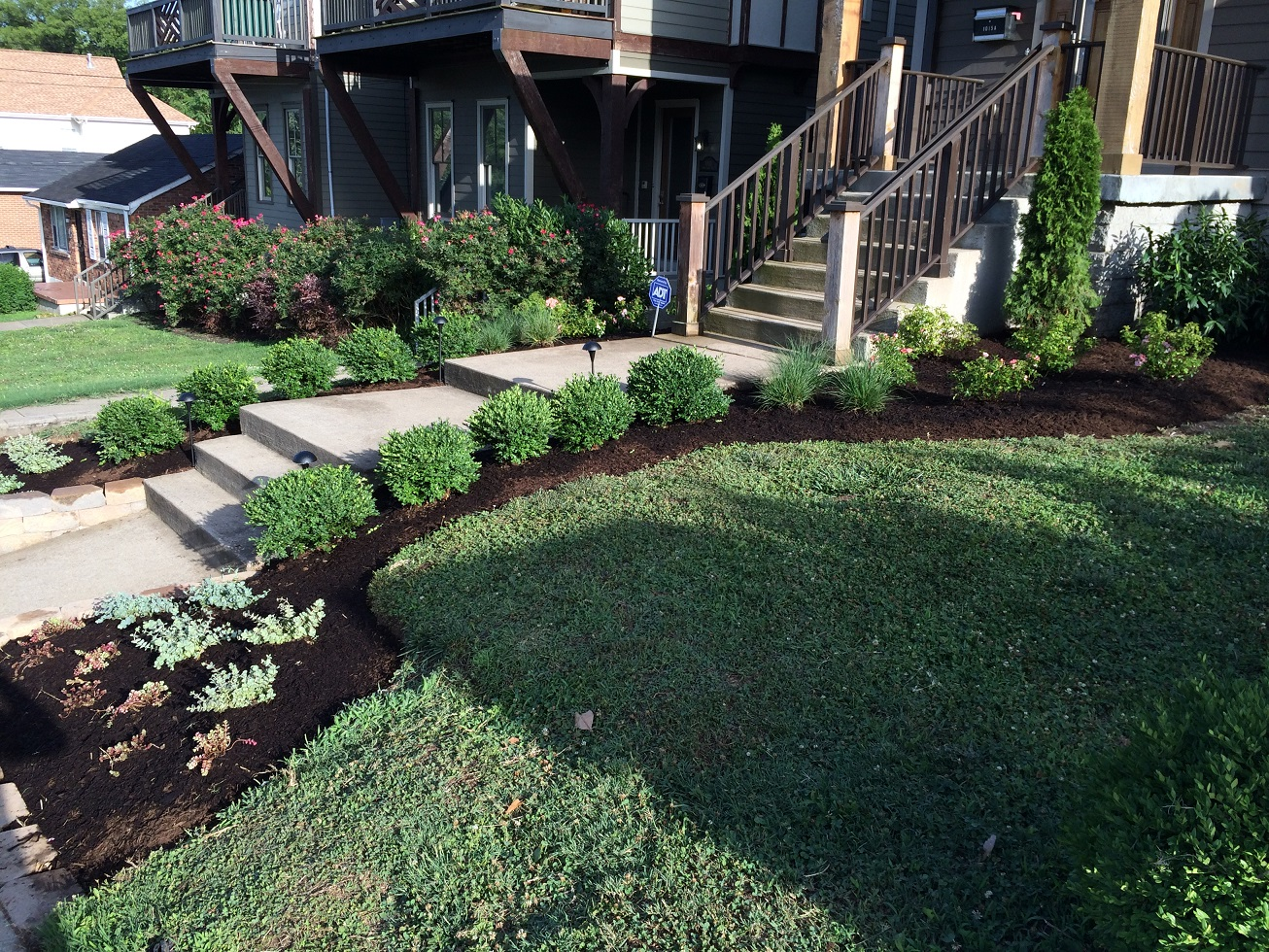 Landscaping Ideas to Improve Curb Appeal of Driveways and Walkways