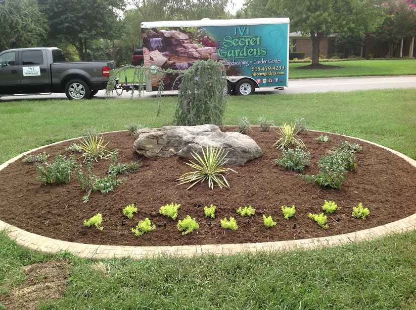 Full service landscaping services for Nashville and surrounding areas.