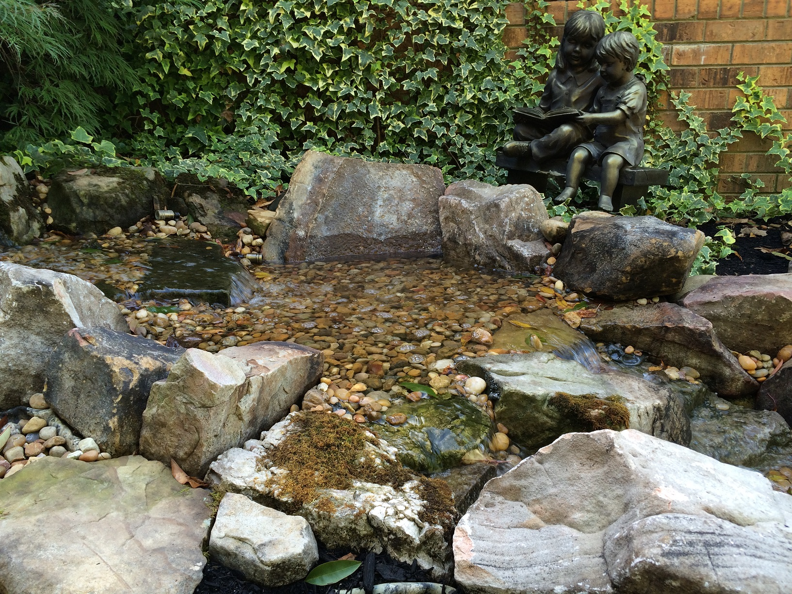 Pondless Waterfall Gallery