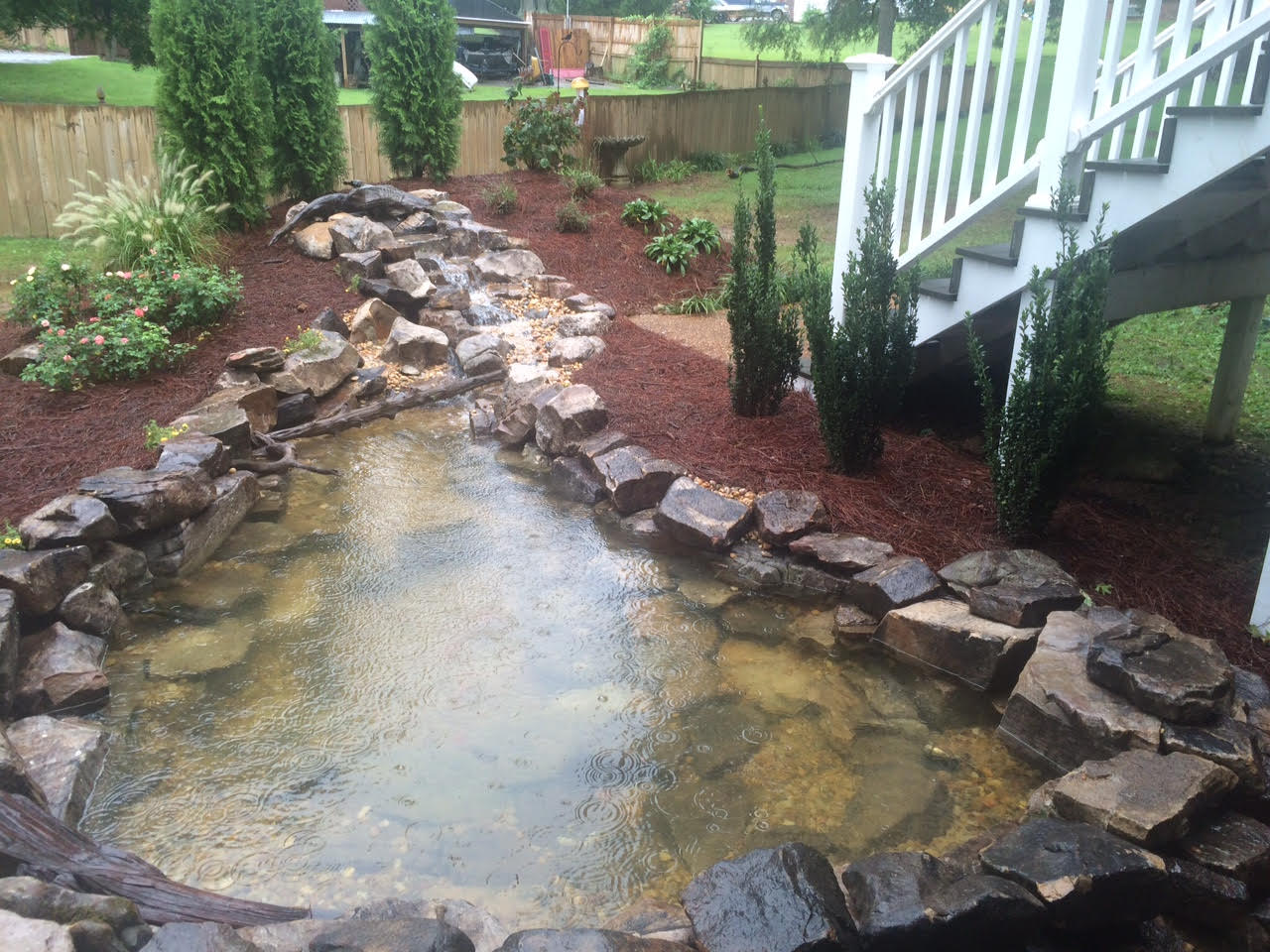Ponds Nashville
