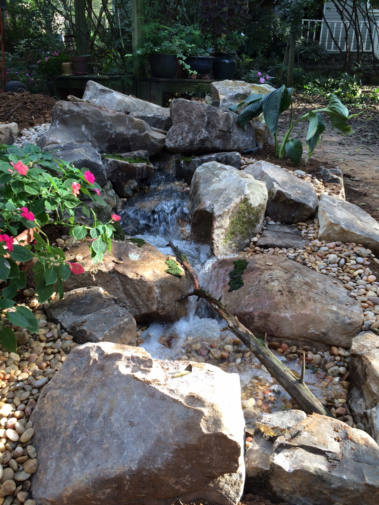 Disappearing Waterfalls Fountainscapes And Pondless