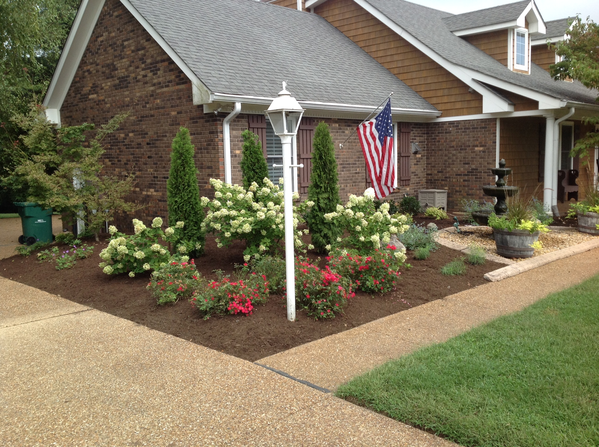 Landscaping and landscaping ideas jvi secret gardens for Garden design nashville tn