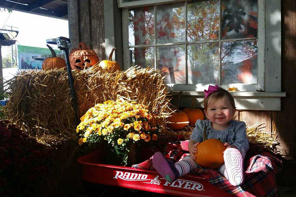 Fall Is A Family Affair At JVI Secret Gardens
